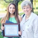 Aliki Socratous wins New Jersey Distinguished Student Teacher Award